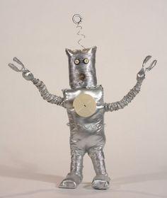 robot by kusjkjkjk on Etsy, $400.00