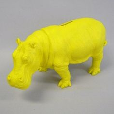 Hippo Money Box