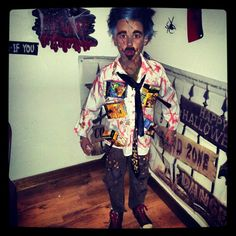 Scary cereal killer costume cereal killer costume cereal killer halloween cereal killer costume ccuart Choice Image