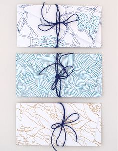 Kuvert / Montaña, Pais Chile & Picnic / x3 - Evelina Waldemarsson - Designer