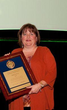 Lifetime Achievement Award  Rebecca Cox  Alpine School District  Highland, Utah