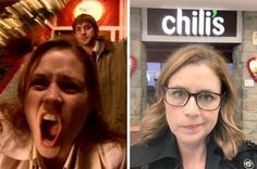 """Jenna Fischer Tweeted This Hilarious Homage To """"The Office"""" And People Are Losing It"""