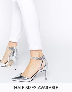 Enlarge ASOS SIGNED FOR Pointed Heels