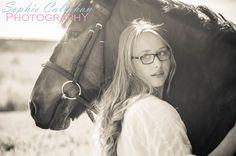 Equine Photography, Essex: Sophia & Blaze - Sophie Callahan Photography