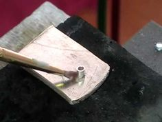 setting faceted stones pt 1...great bunch of vids on you tube for jewelry design.
