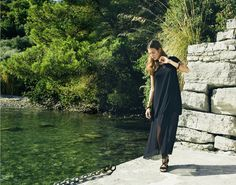 Il nero de #laFABBRICAdelLINO. It's cool! #laFABBRICAdelLINO #100per100lino #TotalBlack #Cool #MadeinItaly #italianAttitude #Fashion