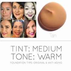 Tan comes in both original formula, sold for $50, and advanced anti-aging formula, sold for $60. www.unveilyourglow.com, or find me on FB: UnveilYourGlow