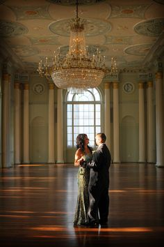 Biltmore Ballrooms - Georgian Ballroom - Atlanta Wedding Venue