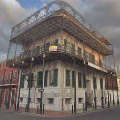 Gardette-LaPrete House (The Sultan's Palace)  New Orleans, Louisiana