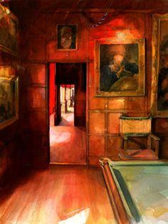 Historic Interior | John Walsom