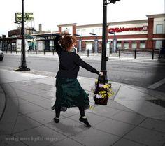 Flowering Dance Project - Rae Eden Frank, Friends School of Minnesota parent