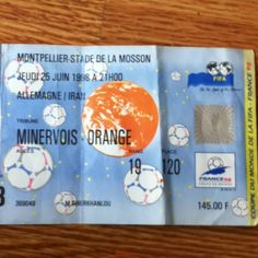 Germany v Iran world cup France 98