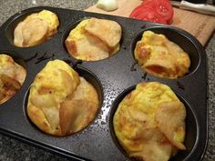 So chips are not just for snacking any more: Potato chips give frittata a light meal appeal