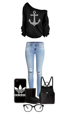 """its my ancor!!"" by cupcakeavenue2014 ❤ liked on Polyvore"