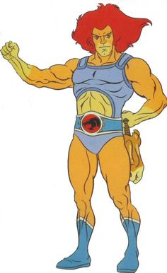 I'm trying to sort out my physical appearance a bit, with limited success. Largely my hair seems to want to look like Lion-O out of The Thun. Cartoon Tv Shows, Cartoon Characters, Thundercats 1985, D Mark, 80 Cartoons, Classic Cartoons, Comic Books Art, Book Art, Animal Design