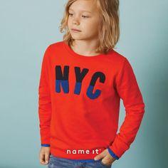 Graphic Sweatshirt, Nyc, Sweatshirts, Sweaters, Fashion, January, Moda, Pullover, Sweater