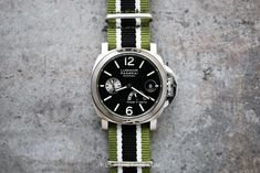 Panerai PAM125 Luminor Power Reserve 40mm Iwc, Breitling, Sapphire Band, Vintage Pocket Watch, Patek Philippe, Mechanical Watch, Beautiful Watches, Stainless Steel Case, Luxury Watches