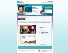 Diseño Web para Clinicas Bruselas
