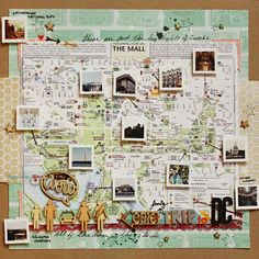 Scrapbooking # travel # city