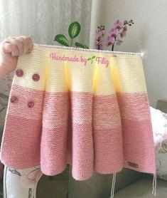 emeğe karşı beğeni ve yorumlarınızı eksik etmeyin lütfen 🙈🙈 ph. Baby Knitting Patterns, Baby Cardigan Knitting Pattern, Knitted Baby Cardigan, Knitted Baby Clothes, Hand Knitted Sweaters, Knitting For Kids, Baby Sweaters, Crochet For Kids, Knitting Designs