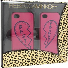 Rebecca Minkoff Best Friends iPhone Case