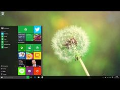 Windows 10 Demo - Official Release (Final Version) - YouTube