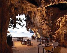 Rayavadee Resort Krabi Thailand #resort