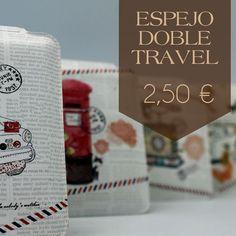 #espejo #travel #regaloseconomicos #detalles #regalosparamujeres #vintage