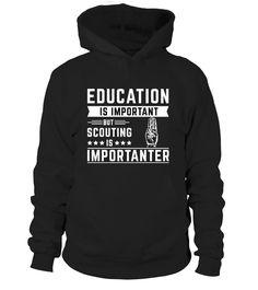 Education scout  Funny Education T-shirt, Best Education T-shirt