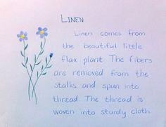 mom's linen