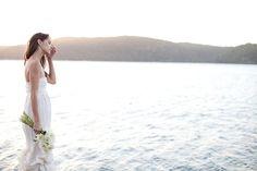 Beach wedding ... from my lens of love