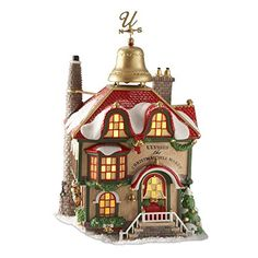 Department 56 North Pole Ulysses Xmas Bell Maker ** Check this awesome product by going to the link at the image.