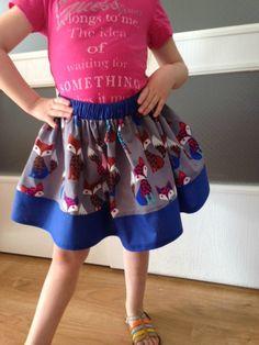 L'article sur le tuto de ma première jupe pour Melle L. a rencontré un franc succès sur la blogosphère, il a même été sélectionné par...