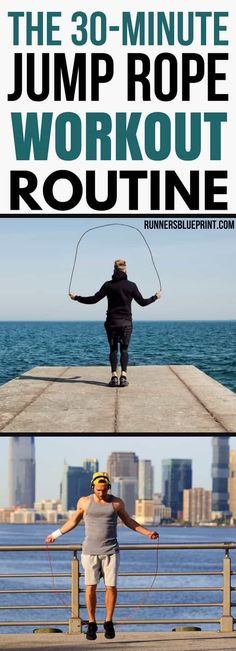 During the last few years, I have been experimenting with a lot of fitness schools and programs, and I believe that the jump rope is one of the most under-used weapons that can help you improve as a runner. http://www.runnersblueprint.com/jump-rope-workout-runners/ #jump #rope #exercise