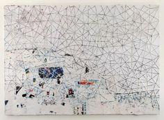 Mark Bradford   Contemporary Urban Abstraction inspiration