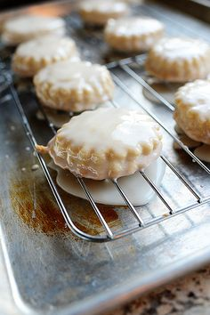 Sugar Biscuits! Like scones, but rounder...and cuter. From the Pioneer Woman.