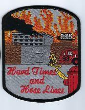 Philadelphia Pennsylvania Fire Dept. Engine 93 patch