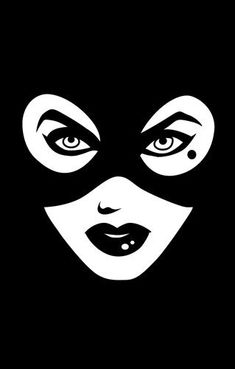 "Michelle Pfeiffer's acting as Catwoman was so perfect and remarkable that even an artwork made in Black & White is immediately recognized as ""her"" character."