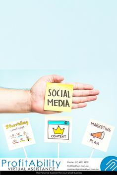 Have you verified your social media profiles? #PVA