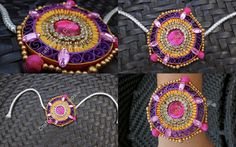 Come celebrate your sibling!Pure handmade love for your sidekick, partner in crime and best friend. This rakhi is made of paper by a technique called paper filigree or quilling. Design and colour can be customised. Email details of customisation to craftamidstchaos@gmail.com