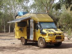 Overland Iveco Daily 4x4