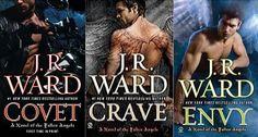 Fallen Angels Series by J. R. Ward