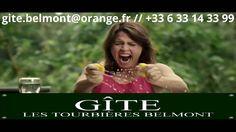 Découvrez la saga Gîte Les Tourbières Belmont, vidéo Nr5_2016  Agréable et confortable, le Gîte Les Tourbières Belmont, d'une surface d'environ 50 m², est agrémenté d'un terrain de 1250 m². Totalement indépendant, privatif sans mitoyenneté, vous profitez à volonté de votre Gîte individuel, en complète liberté et autonomie.  Vous êtes chez-vous !  Site Web : http://gitebelmont.monsite-orange.fr/index.html