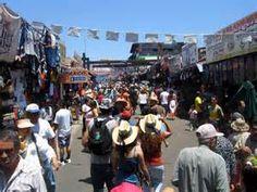 Ensenada Mexico Shopping