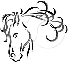 HORSE HEAD PUMPKIN CARVING PATTERNS - Patterns Collection