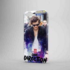Harry Styles One Direction iPhone Case Samsung Galaxy Case TM00 3D