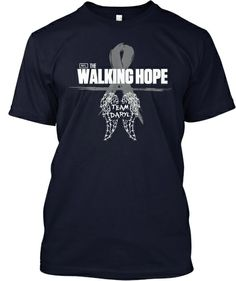 The Walking Hope - RFL 4 ACS! Team Daryl | Teespring 1 day left 2 get #TeamDaryl #WalkingHope shirt 4 #ACS! :)