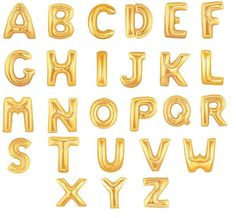 ballon helium on sale at reasonable prices, buy Cute Gold Alphabet Letters Helium Balloons Foil Balloon Birthday New Year xmas party Wedding Decoration Ballon from mobile site on Aliexpress Now! Silver Letter Balloons, Name Balloons, Giant Balloons, Custom Balloons, Helium Balloons, Gold Letters, Metallic Balloons, Balloon Backdrop, Balloon Banner