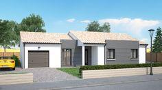AULNAY  Maison de plain-pied de 5 pièces avec 1 garage