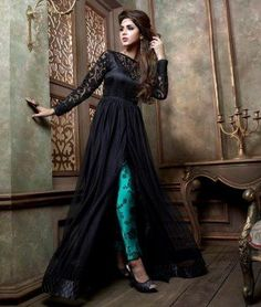 indo western engagement pants for ladies - Google Search